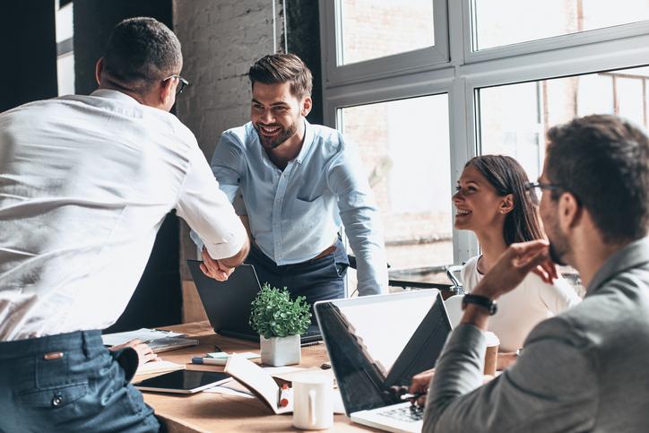 Happy Business partners - Key Agency, Inc.